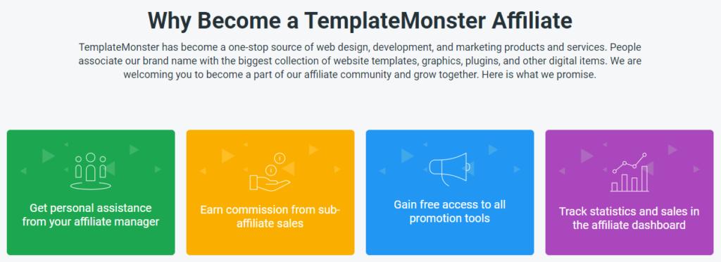 TemplateMonster, MonsterOne - affiliate program