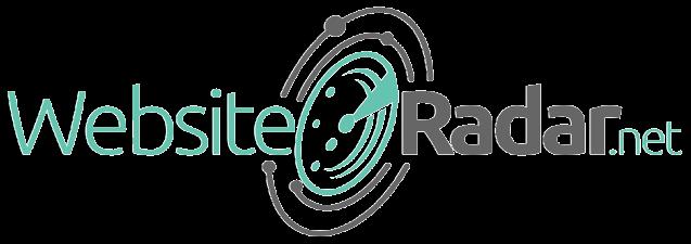 WebsiteRadar.net logo